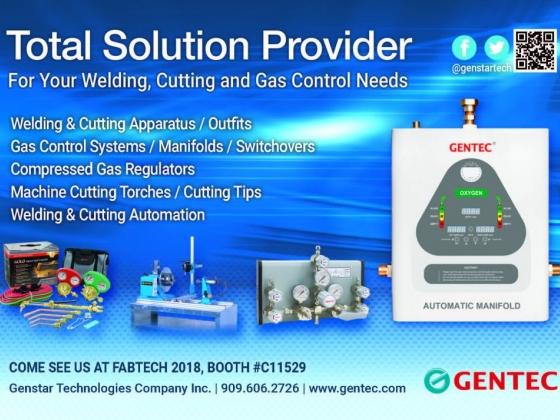 GENSTAR TECHNOLOGIES COMPANY, INC. (GENTEC)